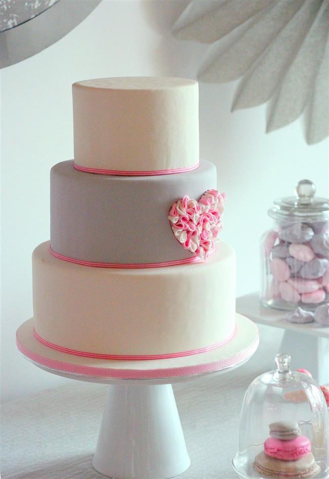 İşte en trend düğün pastaları! - 5