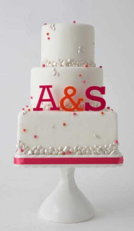 İşte en trend düğün pastaları! - 18