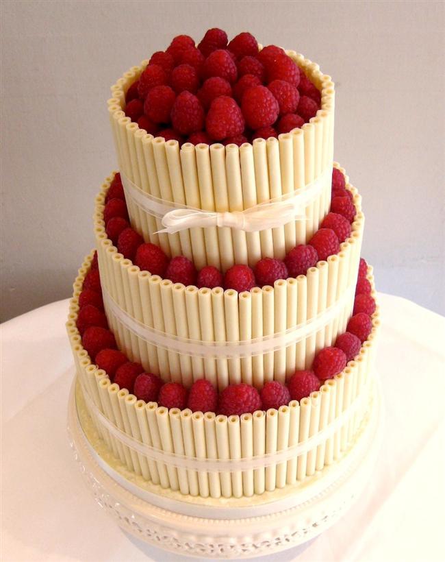 İşte en trend düğün pastaları! - 9