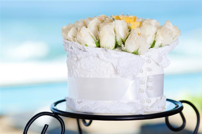 İşte en trend düğün pastaları! - 3