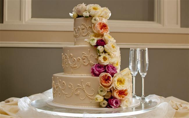 İşte en trend düğün pastaları! - 4