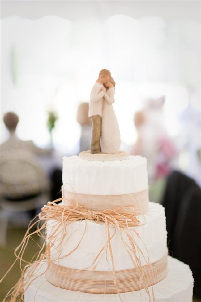 İşte en trend düğün pastaları! - 32
