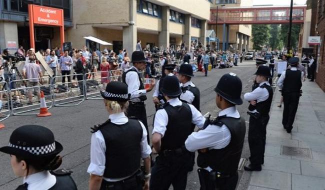 Polis geniş güvenlik önlemleri aldı.