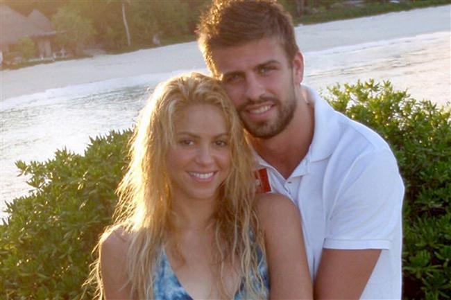 Shakira ve Gerard Pique tatilde - 31