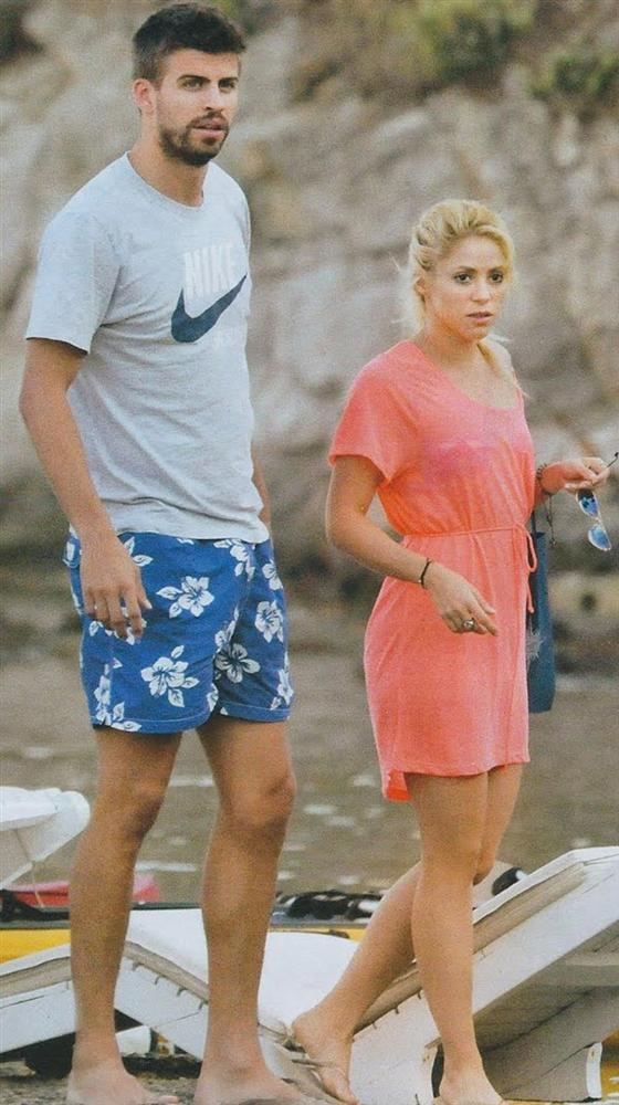 Shakira ve Gerard Pique tatilde - 45