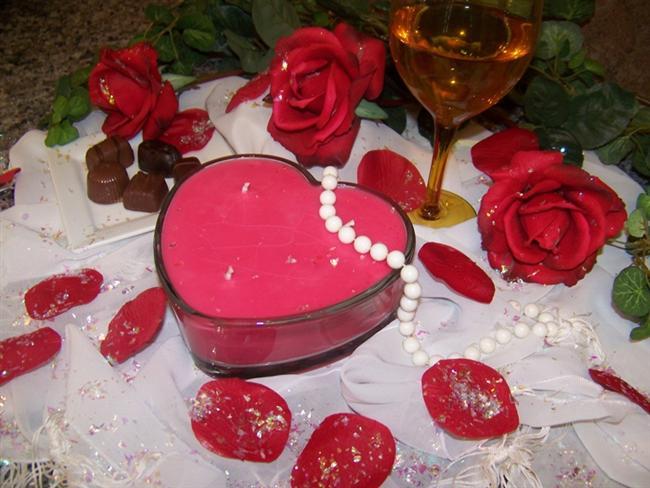 Romantik dekorasyon önerileri - 17