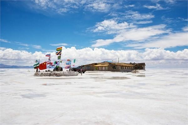 Bolivya - Salar de Uyuni