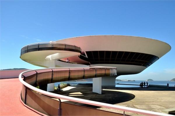 Brezilya - Rio, Modern Sanatlar Müzesi
