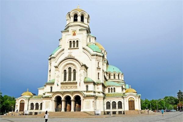 Bulgaristan, Sofya - St. Alexander Nevsky Katedrali