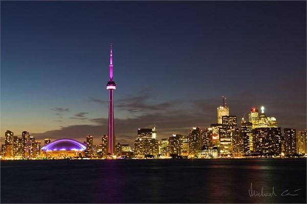 Kanada - CN Tower - Toronto