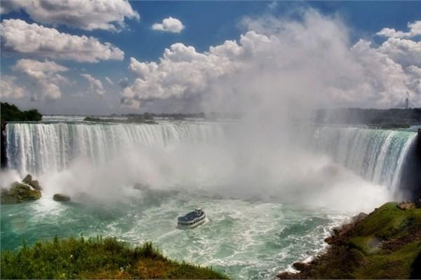 Kanada, ABD - Niagara Şelalesi