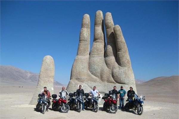 Şili - Mano del Desierto - Atacama Çölü