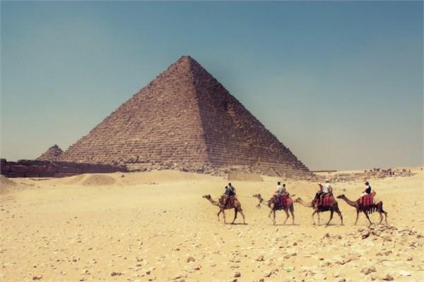 Mısır - Piramitler