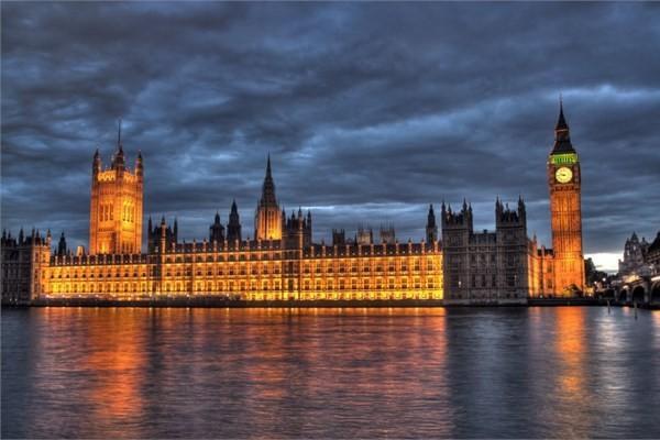 İngiltere - Westminster Sarayı