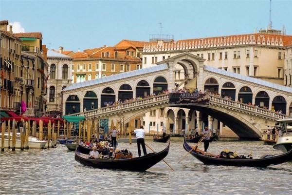 İtalya - Venedik, Büyük Kanal