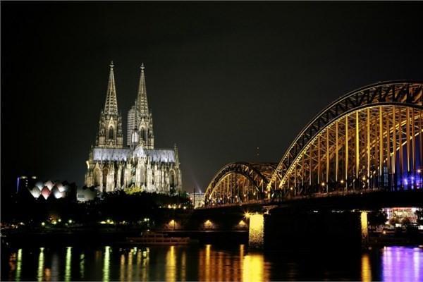 Almanya - Cologne Katedrali
