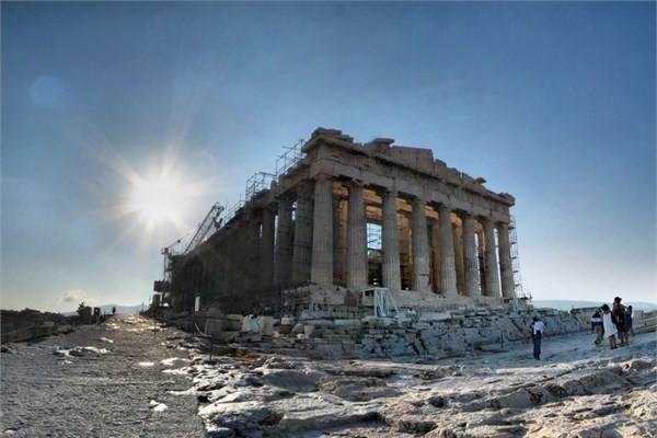 Yunanistan - Akropolis - Atina