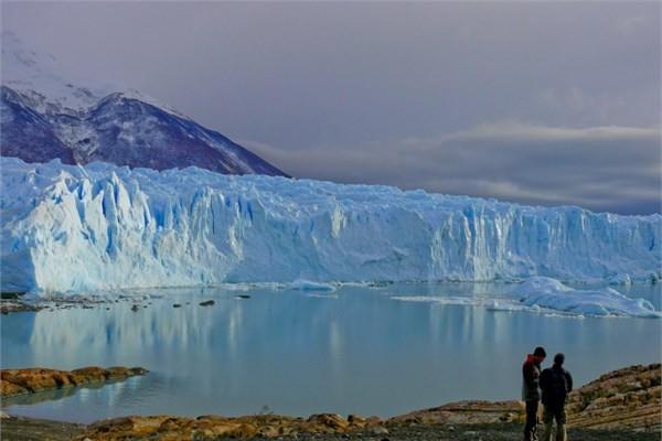Patagonya, Arjantin - Perito Moreno Buzulu