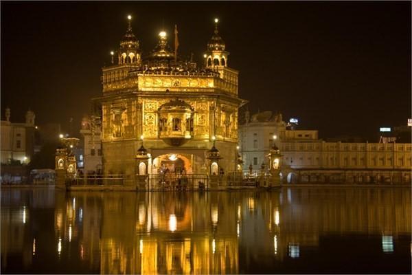 Hindistan - Altın Anıt - Amritsar