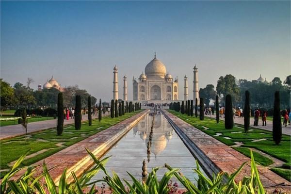 Hindistan - Tac Mahal