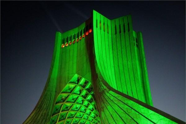 İran, Tahran - Azadi Kulesi