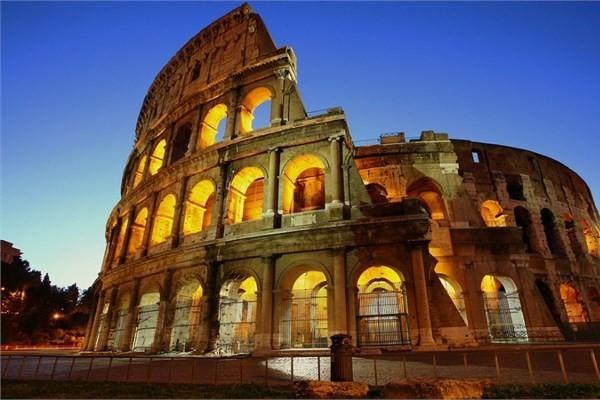 İtalya - Roma, Kolezyum