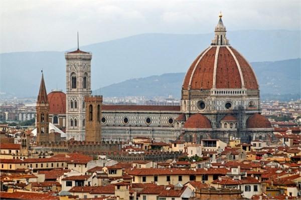 İtalya - Duomo & Floransa