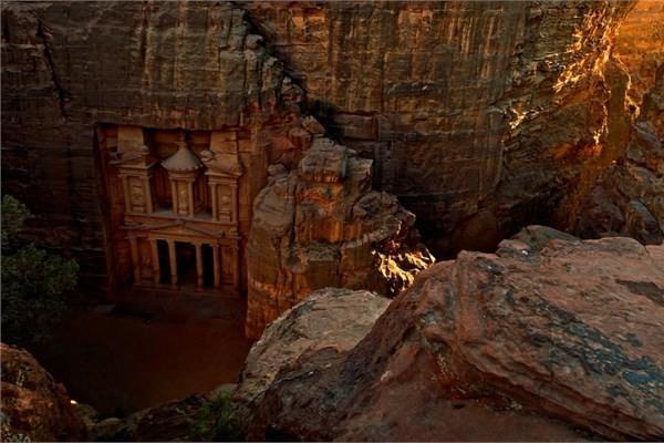 Ürdün - Petra Mağarası