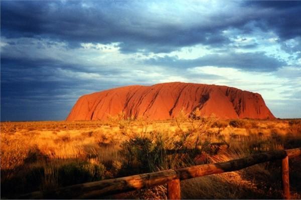 Avustralya - Uluru