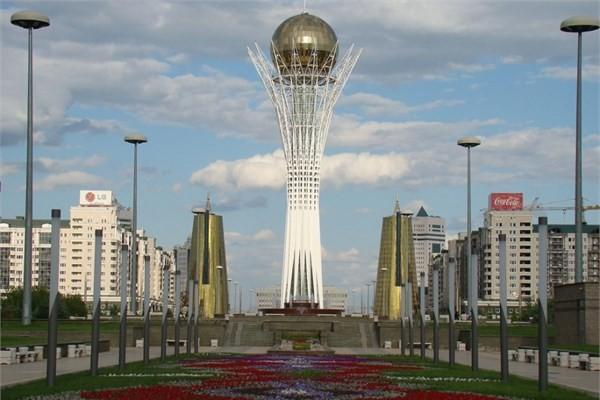 Kazakistan - Bayterek - Astana