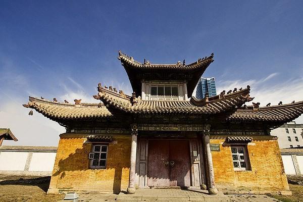 Moğolistan - Choijin Lama Tapınak Müzesi - Ulan Batur
