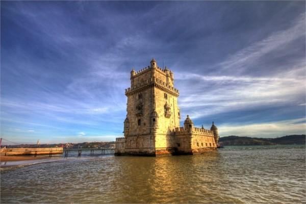 Portekiz - Belém Kulesi - Lizbon