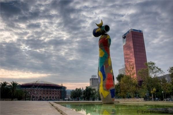 İspanya - Dona i Ocell - Barselona