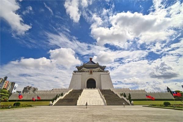 Tayvan - Ulusal Chiang Kai-shek Anıtı, Taipei