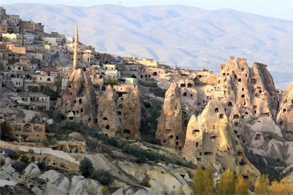 Türkiye - Kapadokya, Peri bacaları
