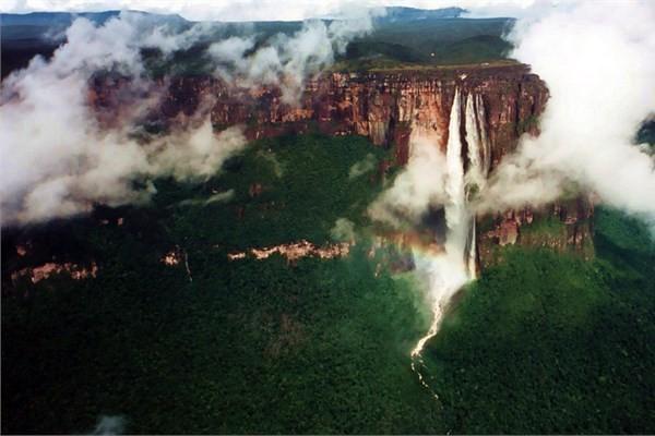 Venezuela- Angel Şelalesi & Canaima Ulusal Parkı