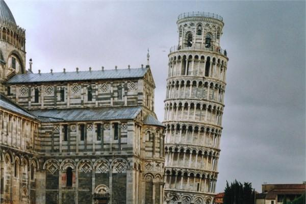 İtalya - Pisa Kulesi