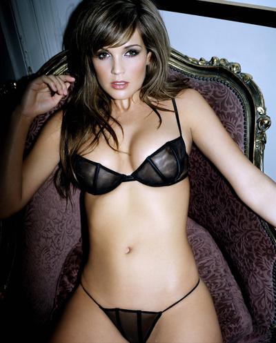 Danielle Lloyd - Liverpool