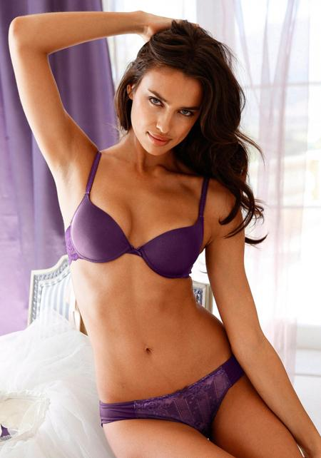 Irina Shayk - Real Madrid