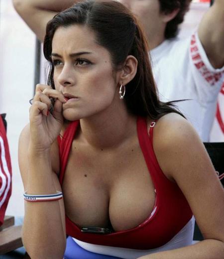 Larissa Riquelme - Paraguay Milli Takımı