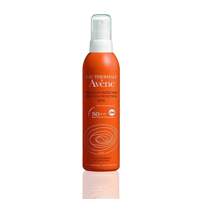 Avéne'den hediye krem  Tüm ciltler için yüksek koruma faktörlü vücut spreyi Avéne Spray 50+ ve Avéne Emulsion 50+ alana Avéne güneş sonrası bakım kremi hediye...
