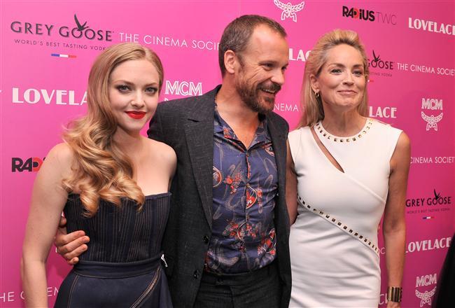 Amanda Seyfried, Peter Sarsgaard ve Sharon Stone