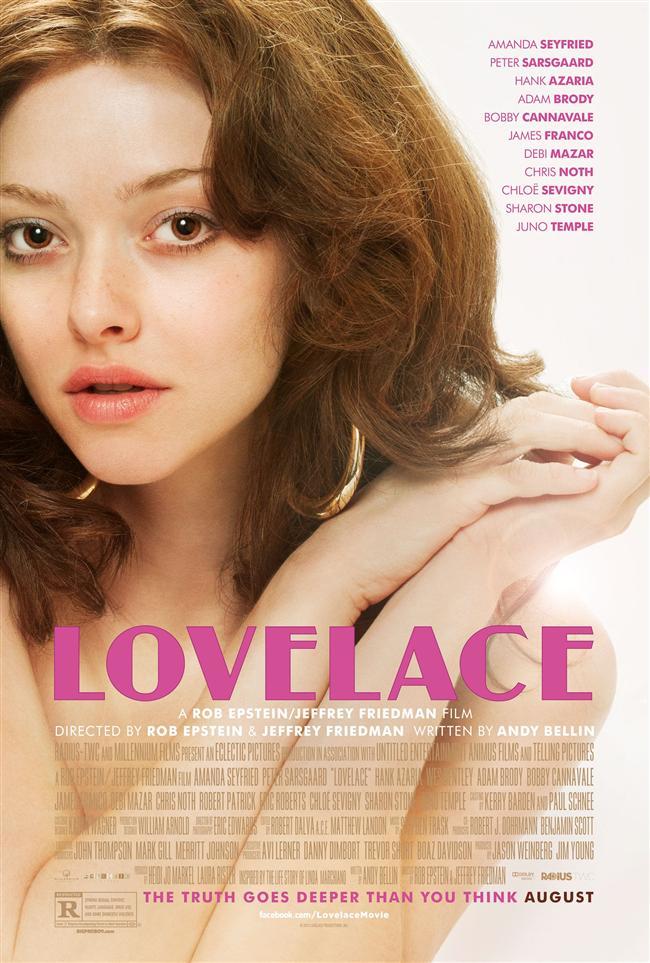 Lovelace Film Afişi    LOVELACE FİLM FRAGMANINI İZLEMEK İÇİN TIKLAYIN