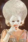 Lady Gaga ve çılgın kostümleri! - 19