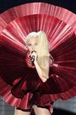 Lady Gaga ve çılgın kostümleri! - 20