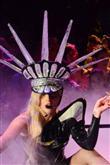 Lady Gaga ve çılgın kostümleri! - 25