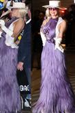 Lady Gaga ve çılgın kostümleri! - 29