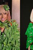 Lady Gaga ve çılgın kostümleri! - 50