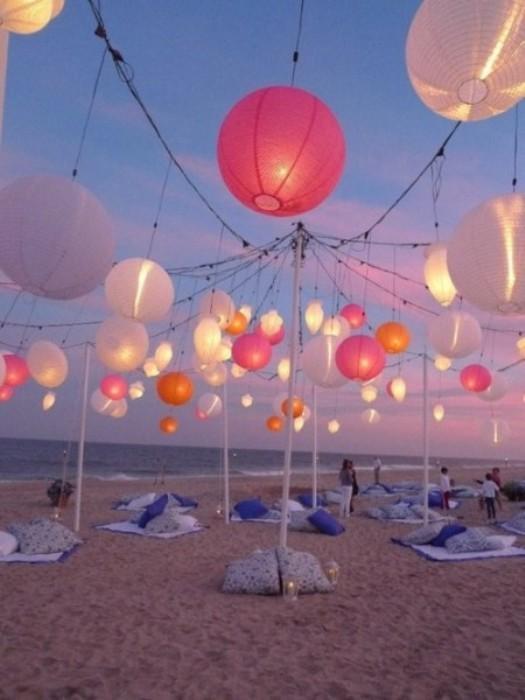 Rüya gibi bir plaj düğünü... - 53