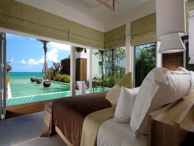 Aleenta Resort & Spa, Tayland   Phuket Adası'nın sakin kuzey sahilinde yer alan Aleenta Resort, herkesten uzak sevgilisiyle romantik bir tatil geçirmek isteyenler için ideal bir otel. Kendi odanıza ait havuzda dilediğiniz gibi yüzebileceğiniz otelde, tanıdığınız hiç kimseye rastlamayacağınız da kesin.